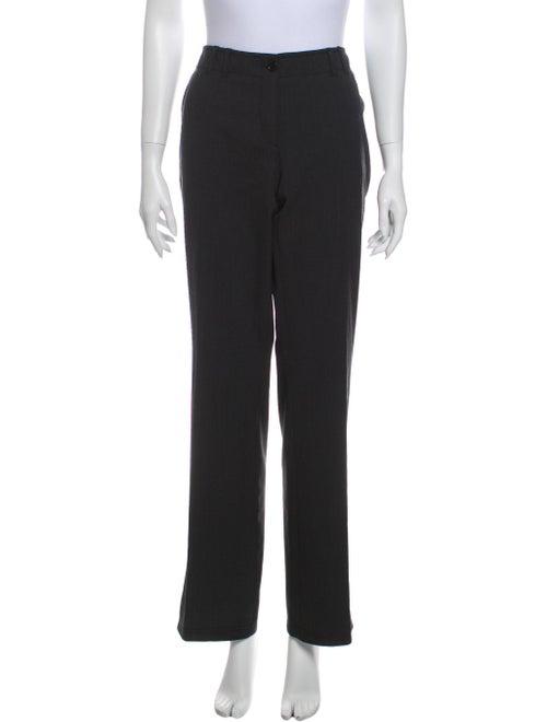 Prada Sport Wide Leg Pants Grey