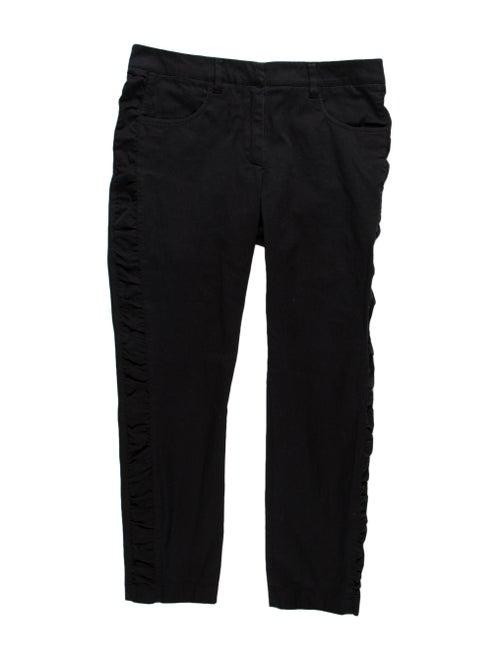 Prada Sport Skinny Leg Pants Black