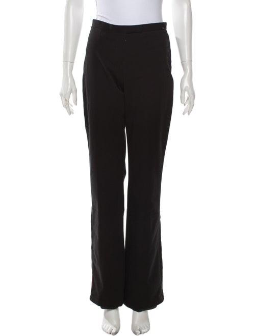 Prada Sport Wide Leg Pants Black