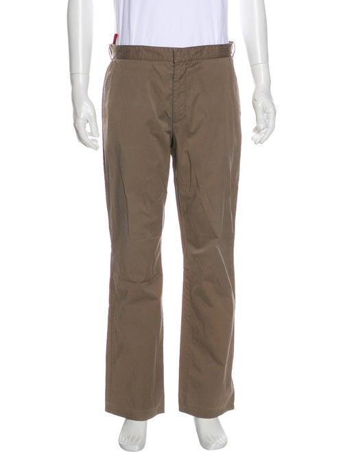 Prada Sport Flat Front Pants