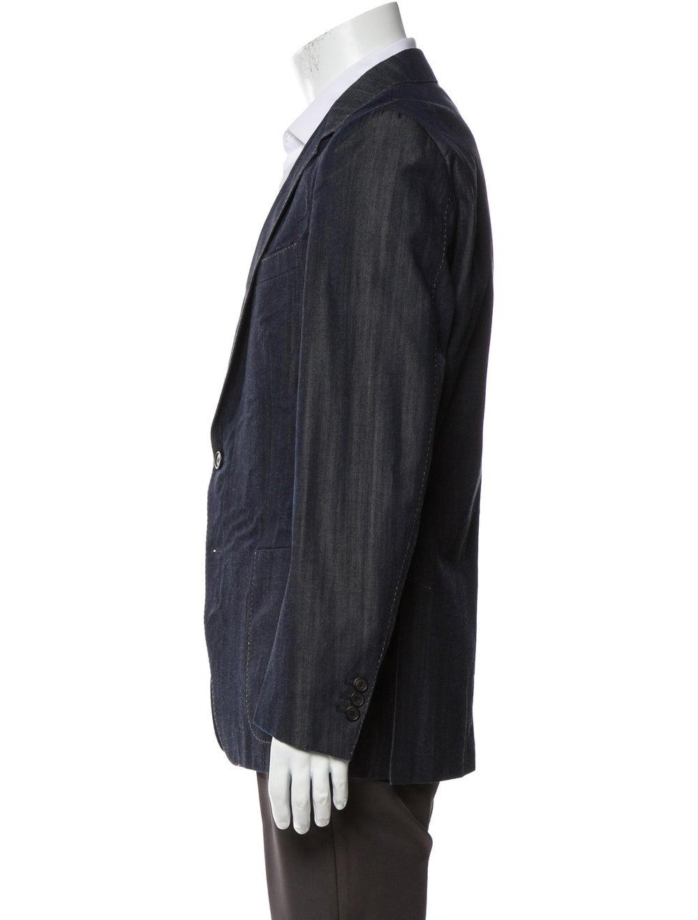Prada Sport Sport Coat Blue - image 2