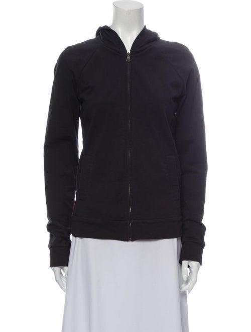 Prada Sport Bomber Jacket Black