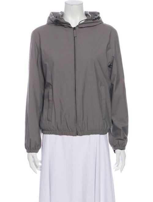 Prada Sport Jacket Grey