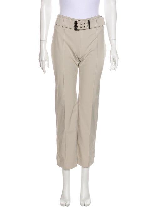 Prada Sport Straight Leg Pants w/ Tags White