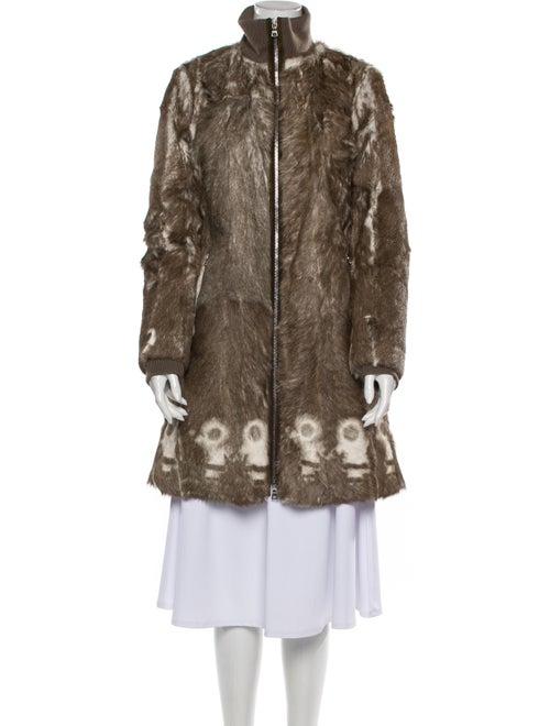 Prada Sport Vintage 2000's Fur Coat
