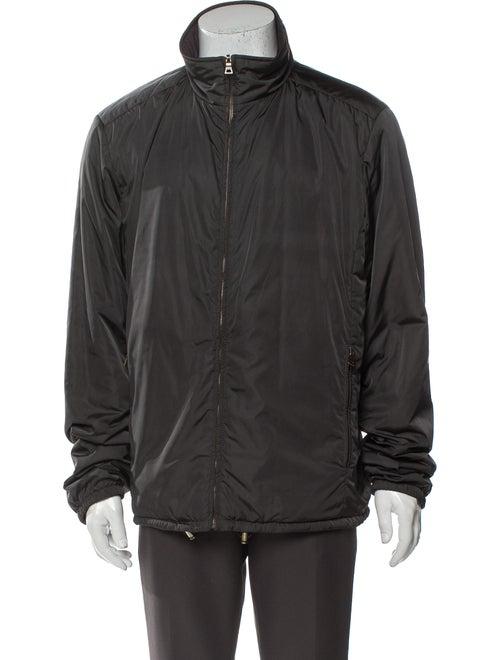 Prada Sport Reversible Jacket Grey