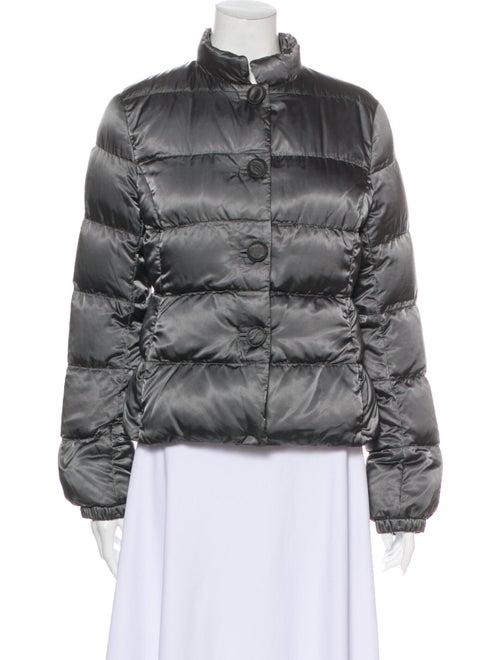 Prada Sport Down Jacket Grey