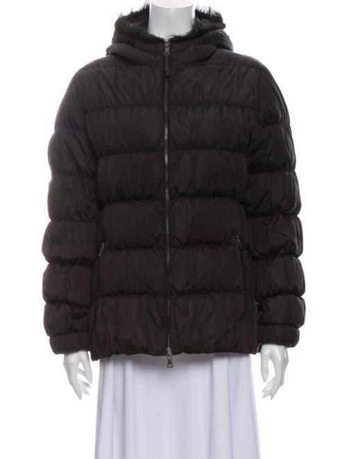 Prada Sport Down Jacket Black