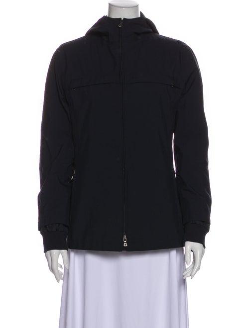 Prada Sport Utility Jacket Blue