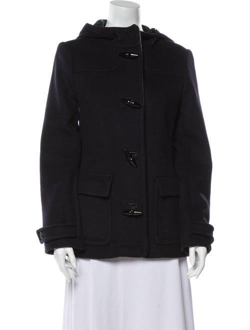 Prada Sport Wool Utility Jacket Wool