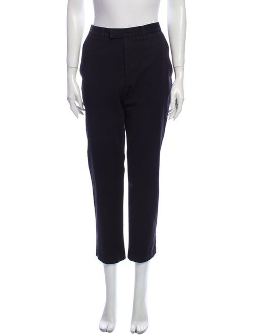 Prada Sport Straight Leg Pants Black