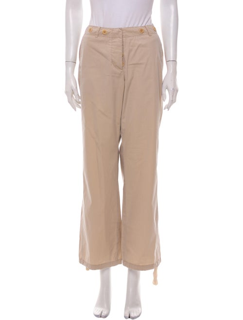Prada Sport Wide Leg Pants