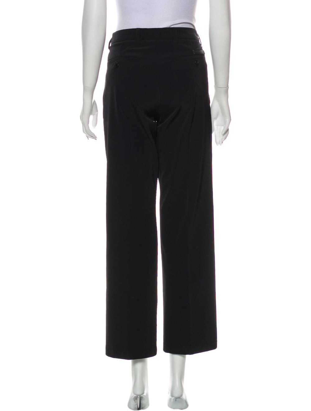 Prada Sport Wide Leg Pants Black - image 3