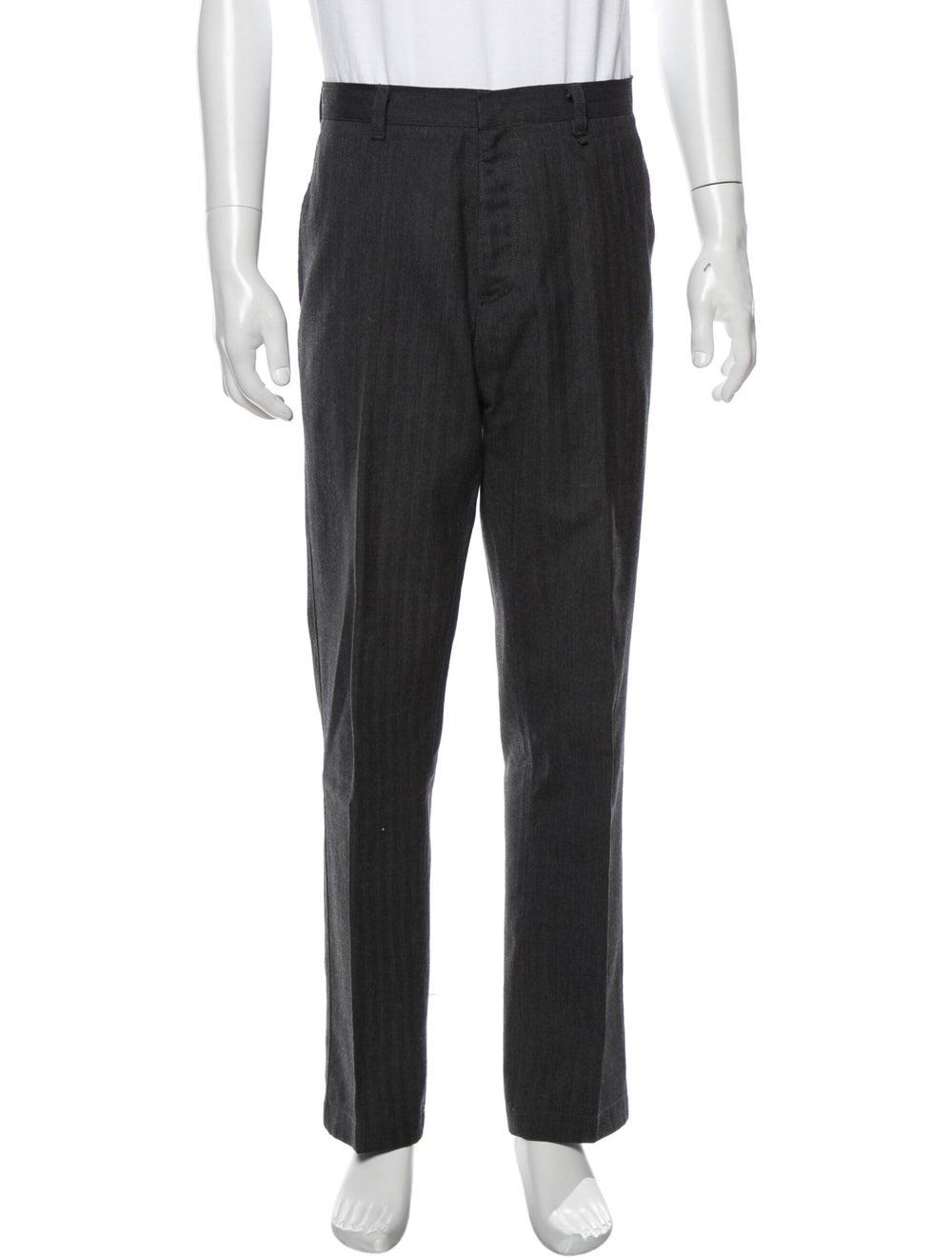 Prada Sport Dress Pants Grey - image 1