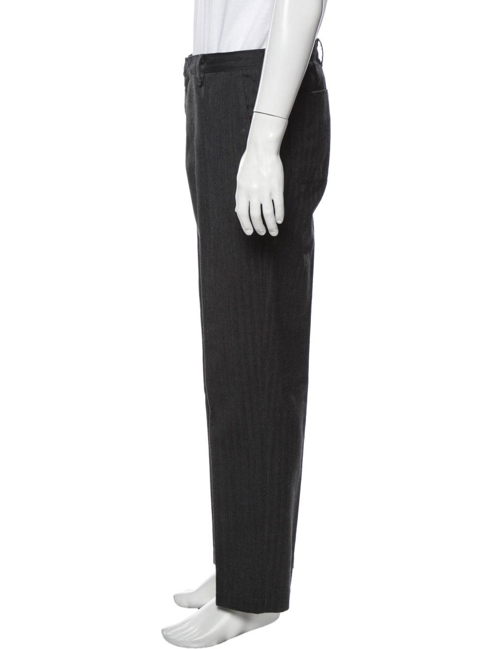 Prada Sport Dress Pants Grey - image 2