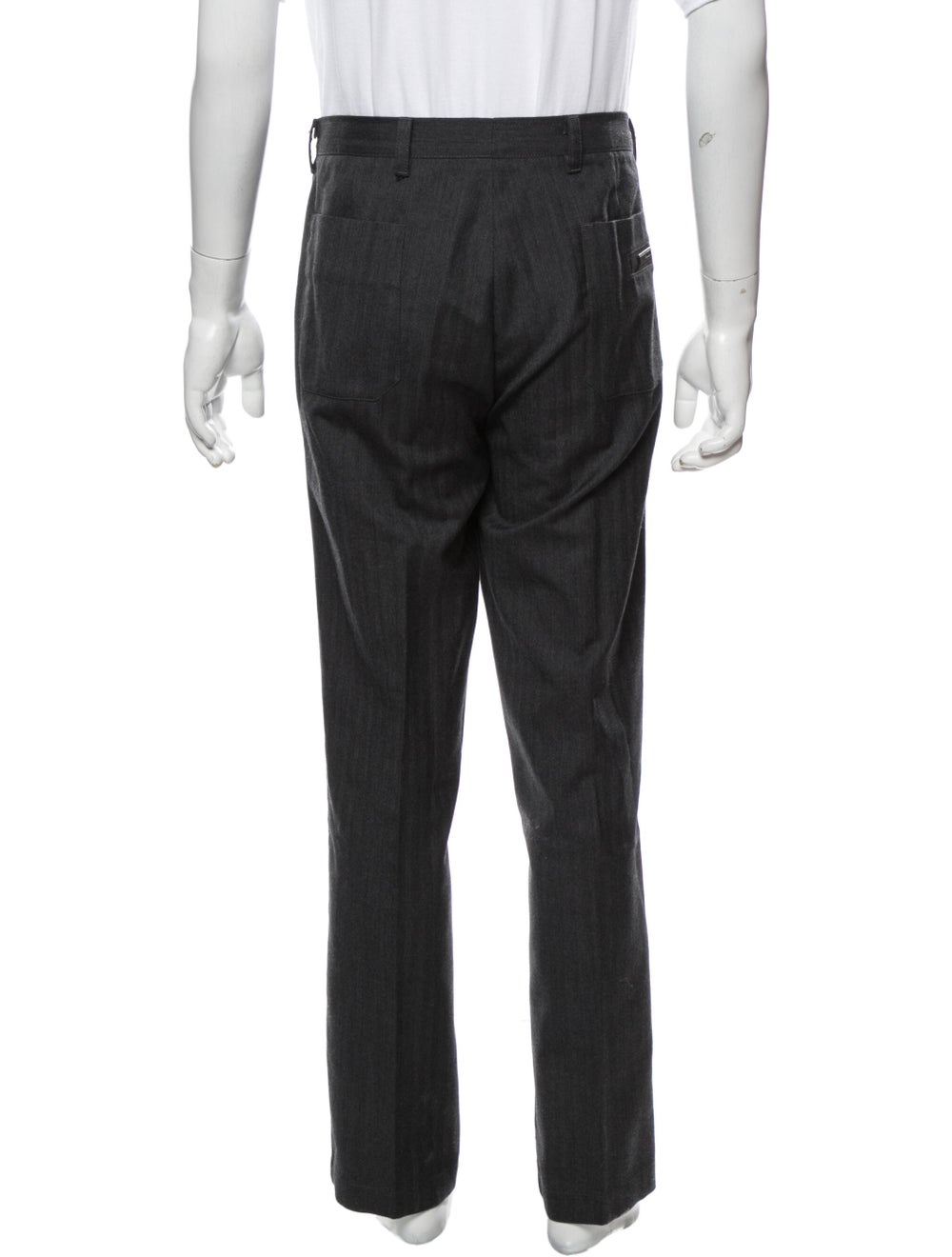 Prada Sport Dress Pants Grey - image 3