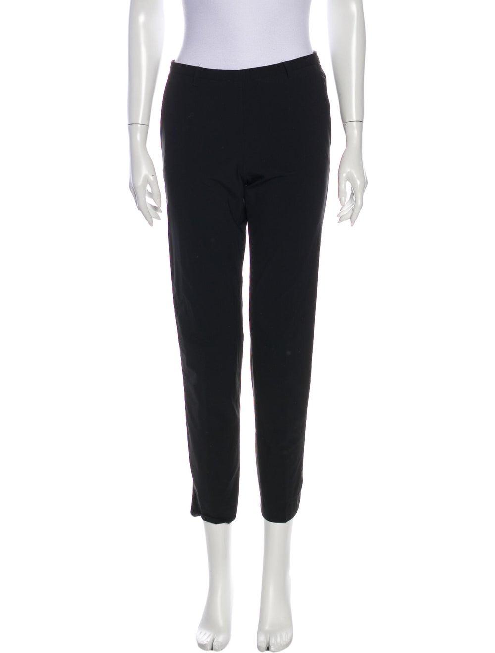 Prada Sport Straight Leg Pants Black - image 1
