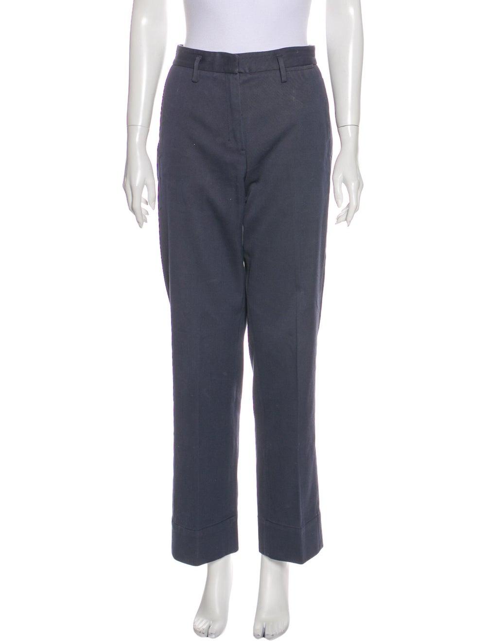 Prada Sport Wide Leg Pants Blue - image 1