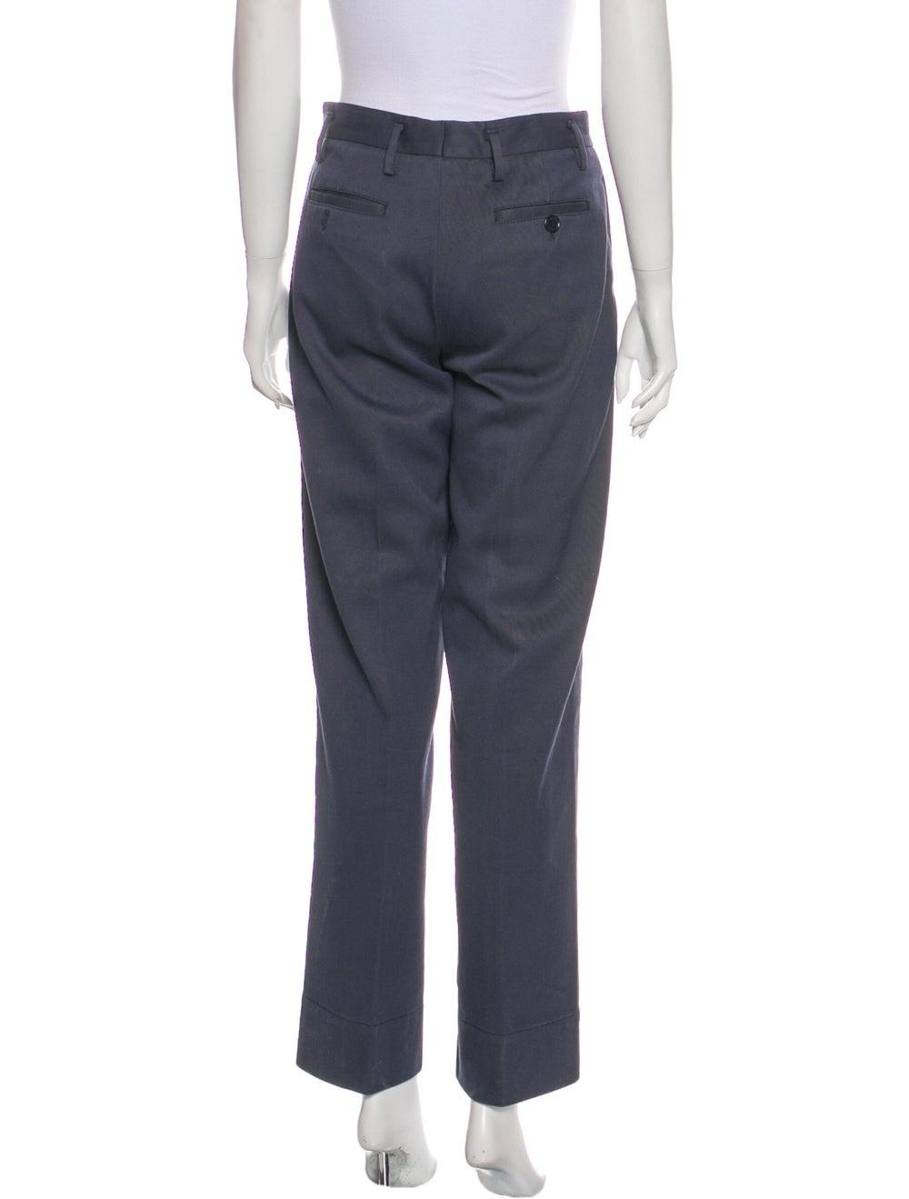 Prada Sport Wide Leg Pants Blue - image 3