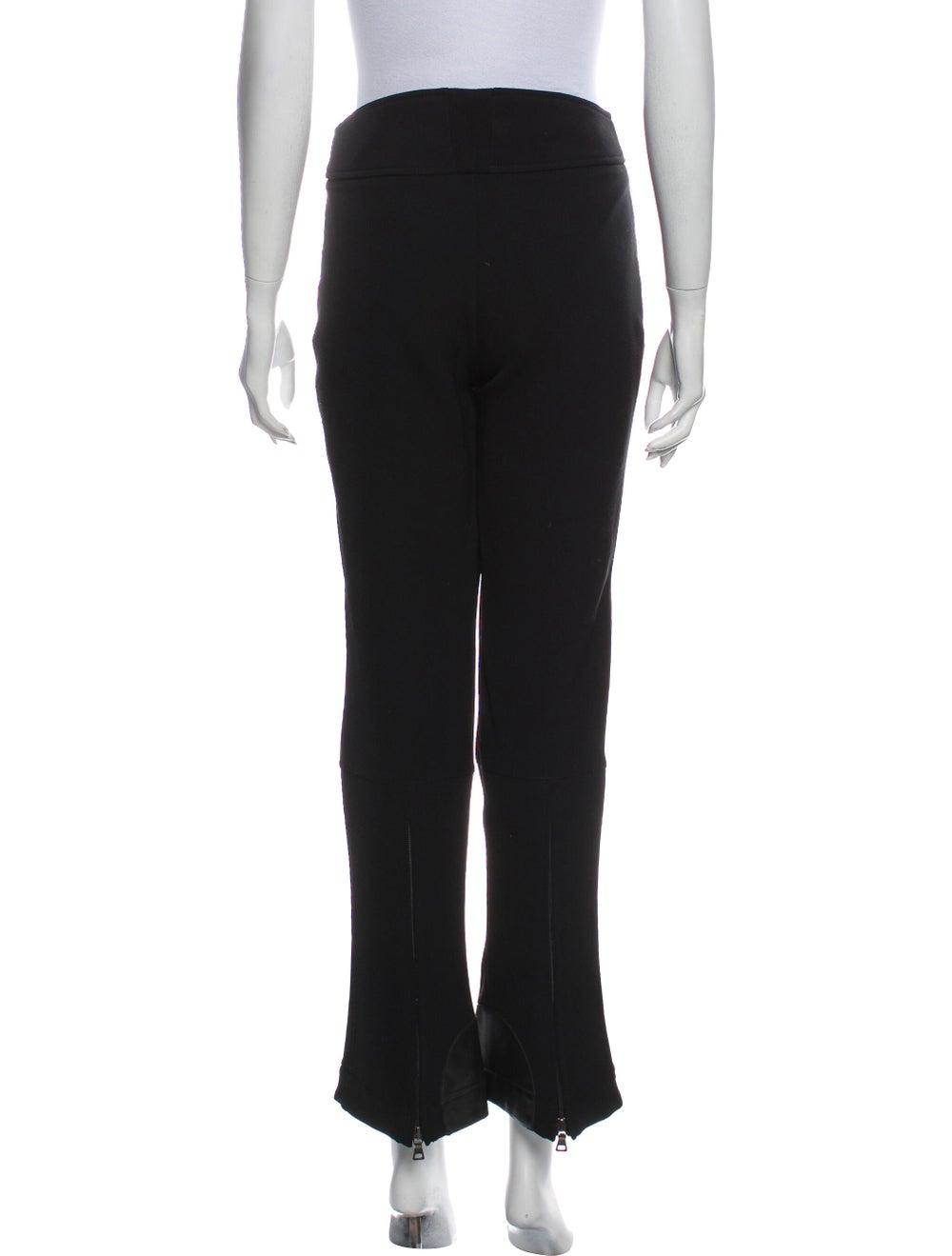 Prada Sport Straight Leg Pants Black - image 3