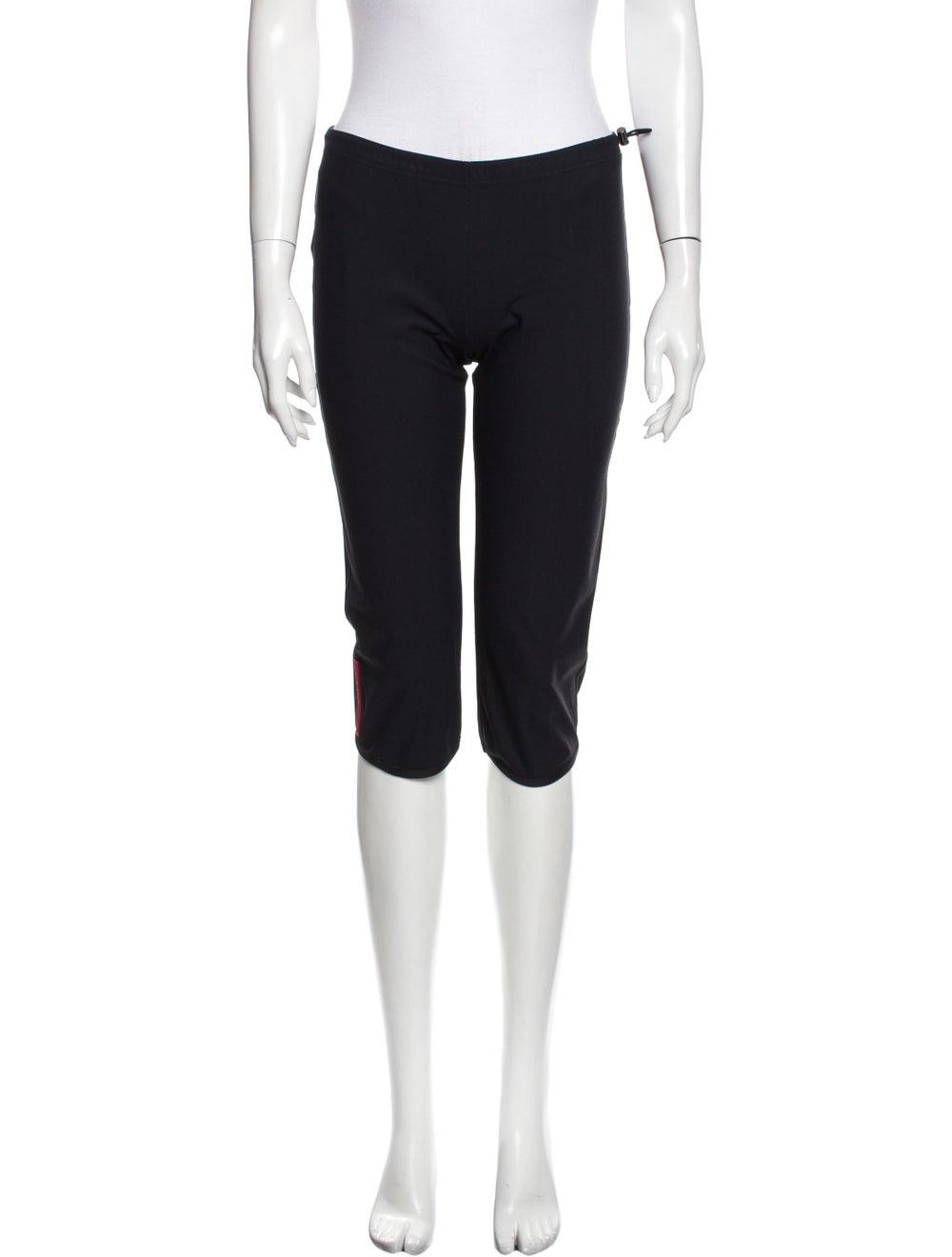 Prada Sport Straight Leg Pants Blue - image 1