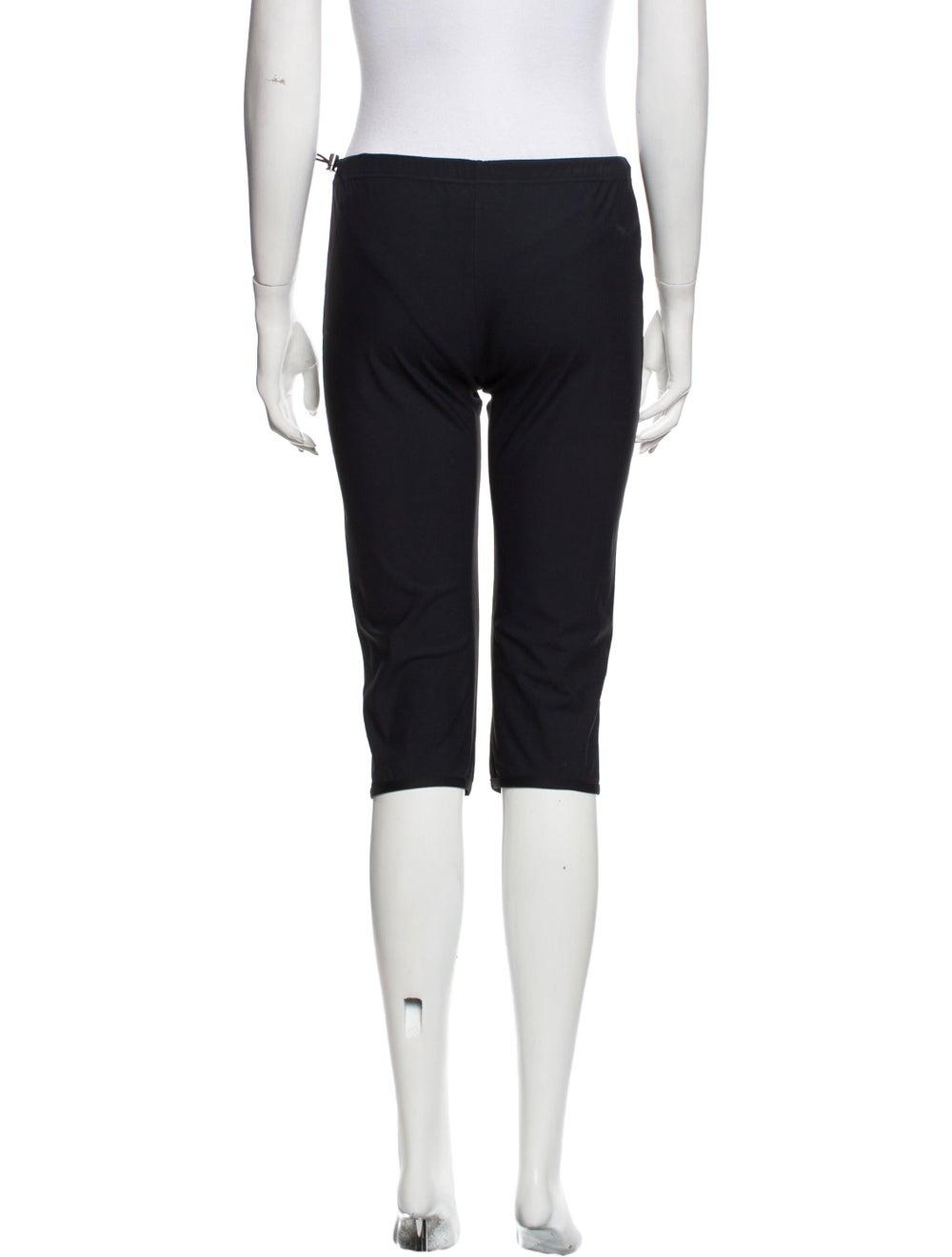 Prada Sport Straight Leg Pants Blue - image 3
