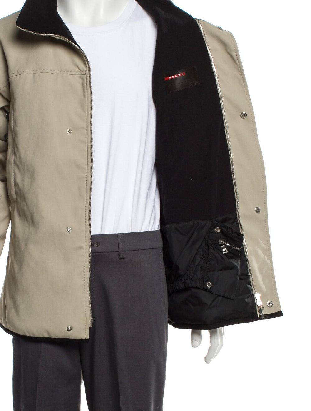 Prada Sport Jacket Brown - image 4