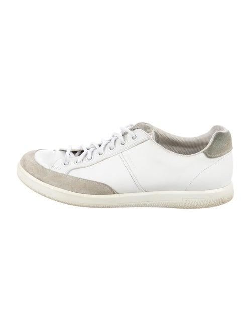 Prada Sport Leather Sneakers