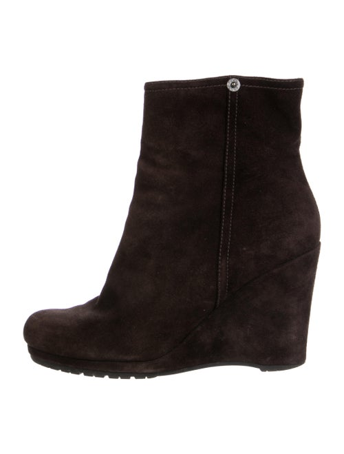 Prada Sport Boots Brown