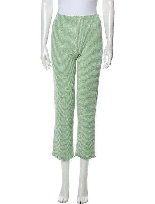 PRISCAVera Wide Leg Pants w/ Tags Green
