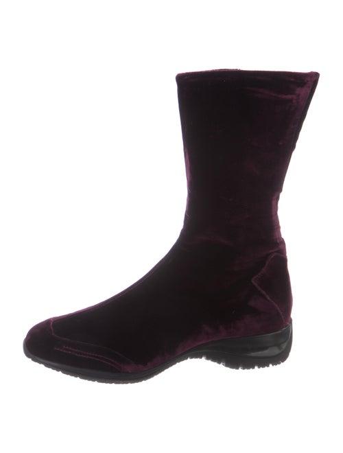 Pirelli Boots Purple