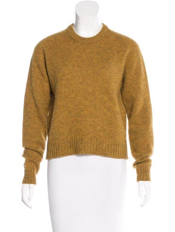 Polo Ralph Lauren Cropped Wool Sweater None