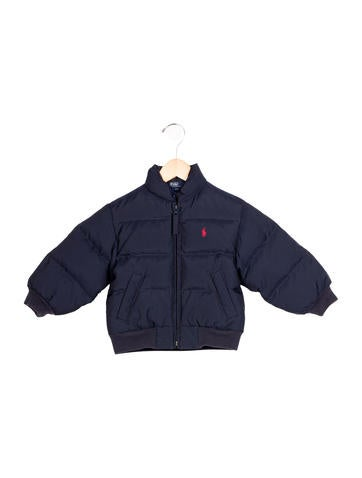 Polo Ralph Lauren Boys' Quilted Puffer Coat None