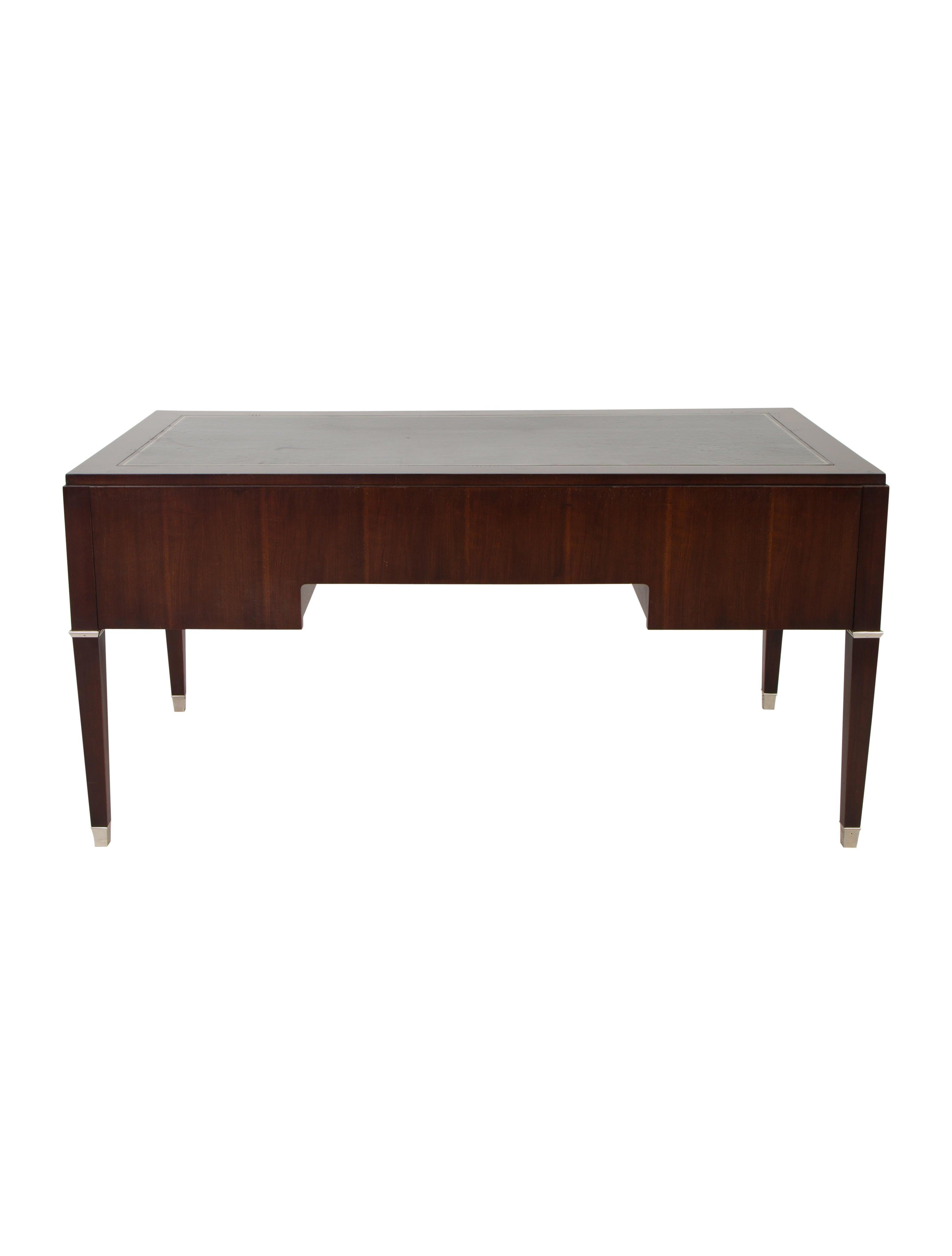 Polo Ralph Lauren Leather Top Desk Furniture