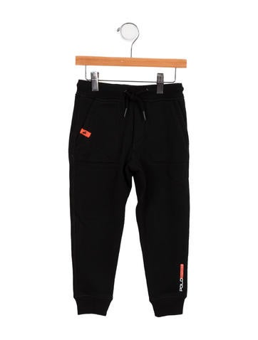 Polo Ralph Lauren Boys' Logo Sweatpants None