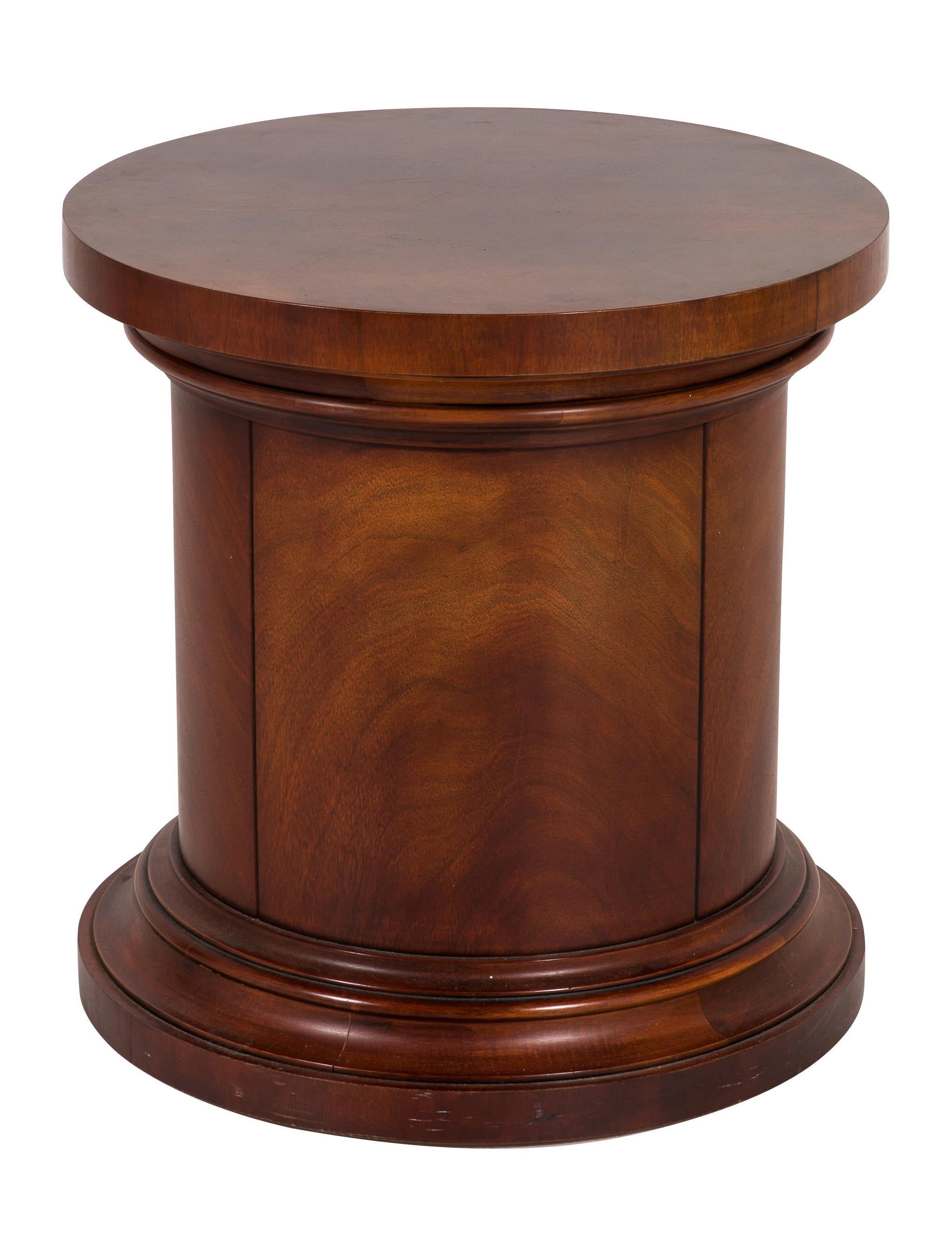 Polo ralph lauren cylindrical nightstand furniture for Ralph lauren outdoor furniture