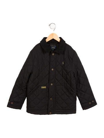 Polo Ralph Lauren Boys' Quilted Jacket None
