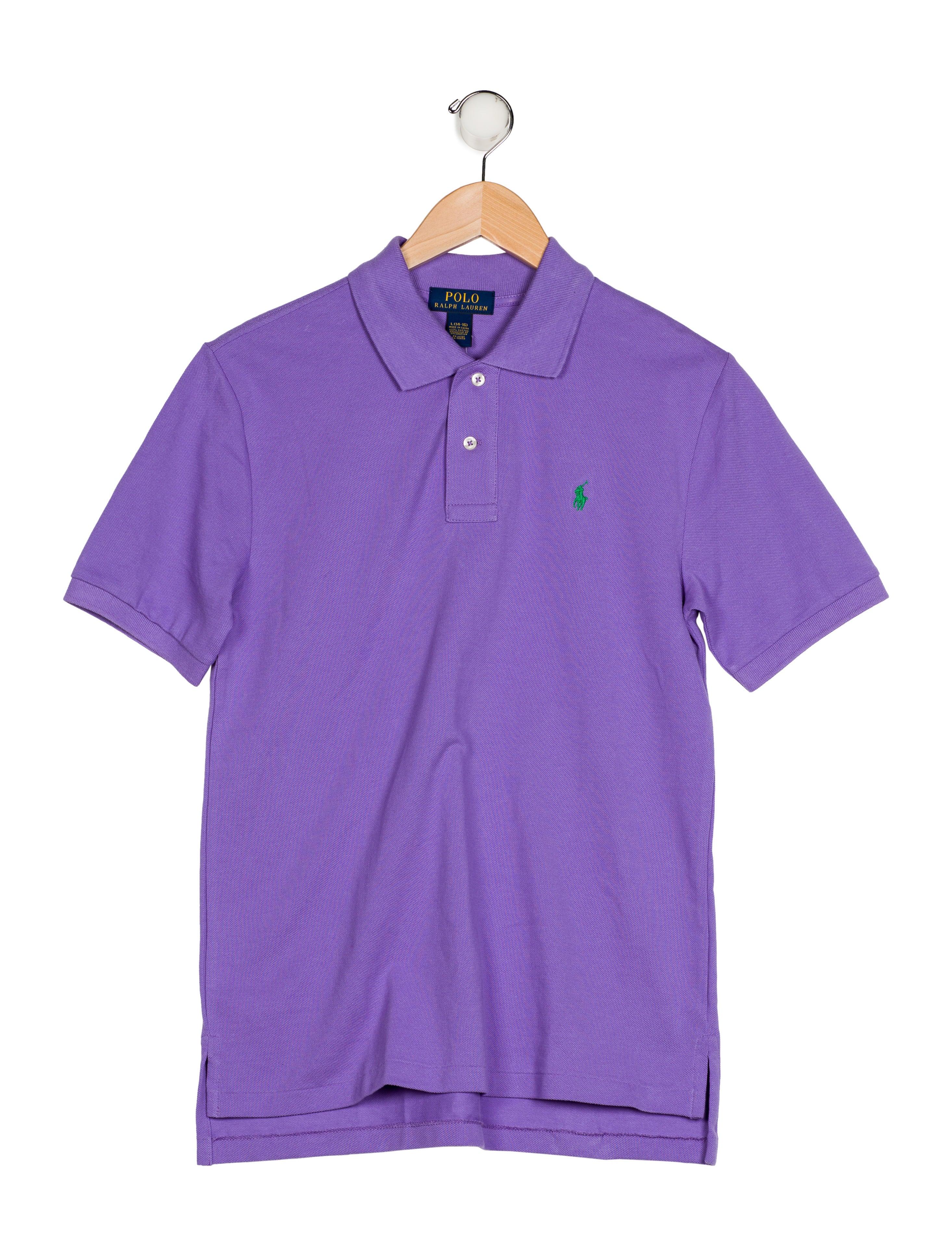 Polo Ralph Lauren Boys Collared Shirt W Tags Boys Wprln21871
