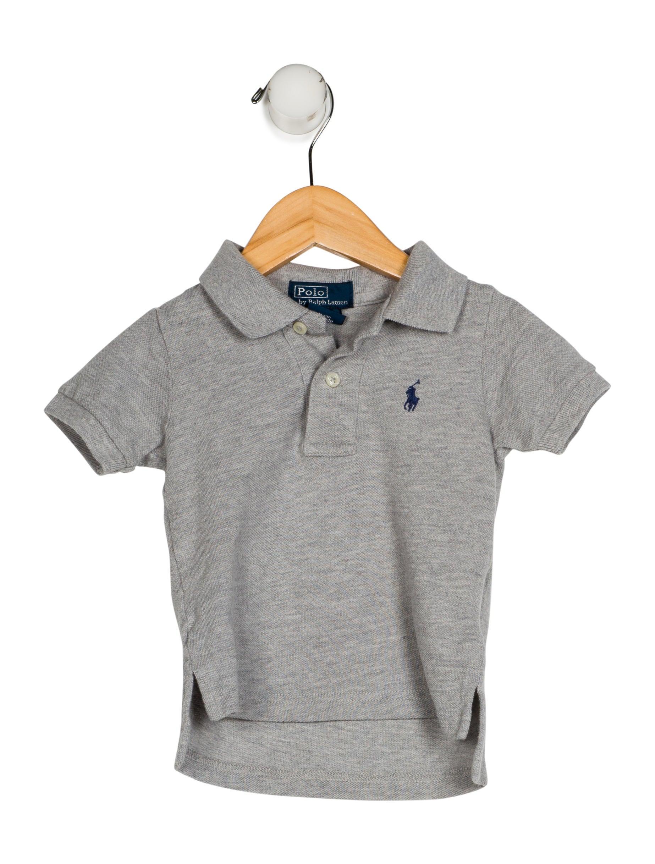 cff5e46b8 Polo Ralph Lauren Boys' Collar Polo Shirt - Boys - WPRLN22190 | The ...