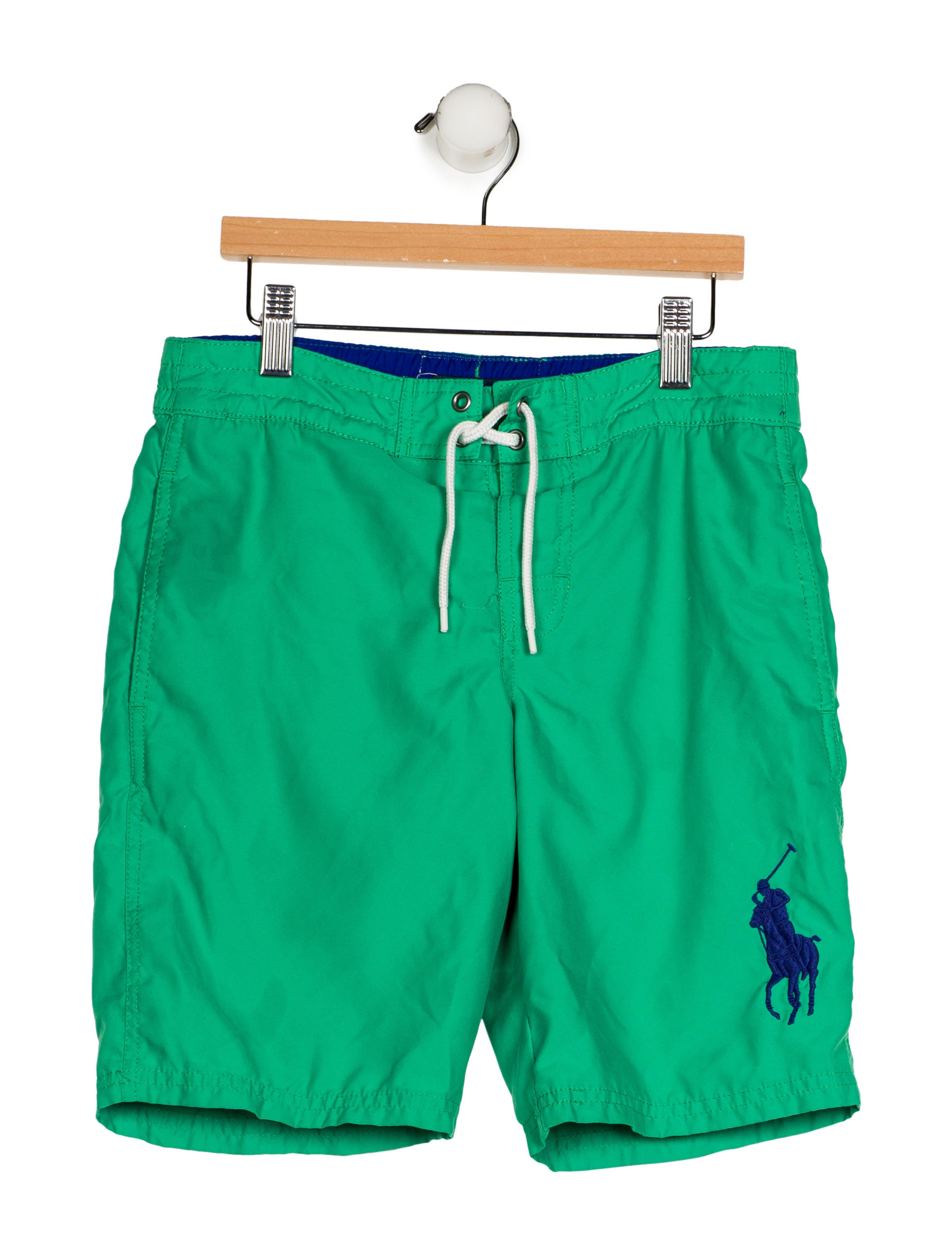 4fcdcdcd72c6c Polo Ralph Lauren Boys' Swim Shorts - Boys - WPRLN22247   The RealReal
