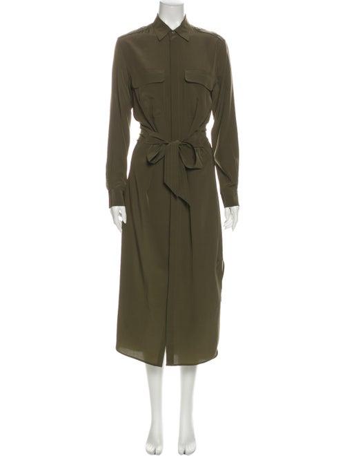 Polo Ralph Lauren Long Dress Green
