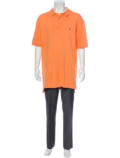 Polo Ralph Lauren Crew Neck Short Sleeve Polo Shir