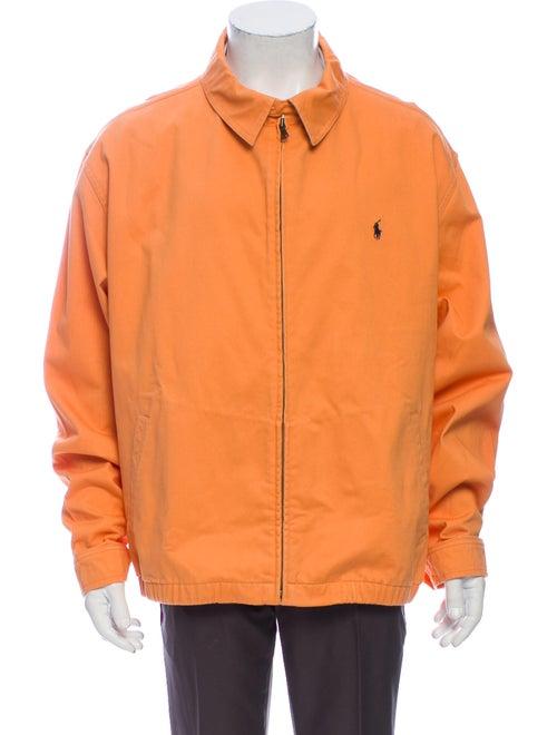 Polo Ralph Lauren Jacket Orange