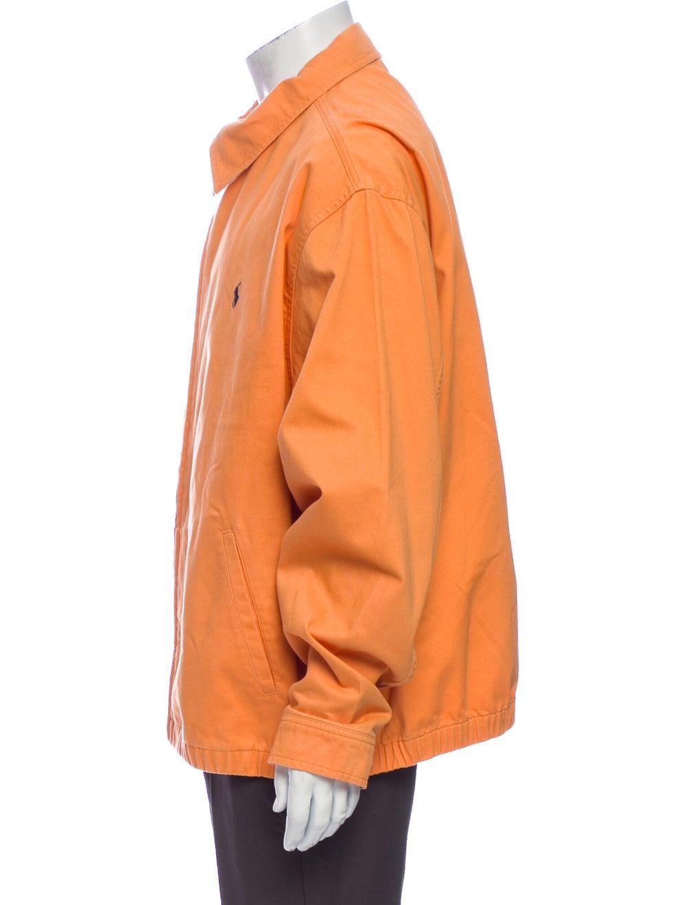 Polo Ralph Lauren Jacket Orange - image 2