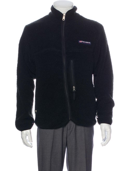 Polo Ralph Lauren Sherpa Jacket Black