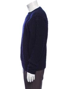 Polo Ralph Lauren Lambswool Crew Neck Pullover