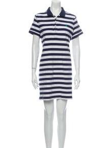 Polo Ralph Lauren Striped Mini Dress