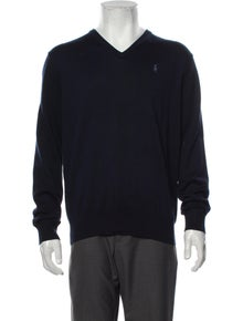 Polo Ralph Lauren V-Neck Long Sleeve Pullover w/ Tags