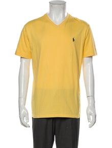 Polo Ralph Lauren V-Neck Short Sleeve T-Shirt w/ Tags