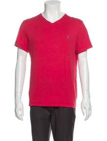 Polo Ralph Lauren V-Neck Short Sleeve T-Shirt
